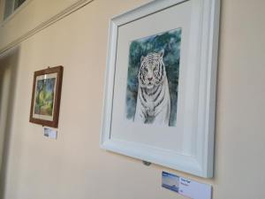 Kevin Mortimer Art Exhibition at the Ole Bath House