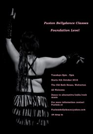 Fusion Bellydancing Classes