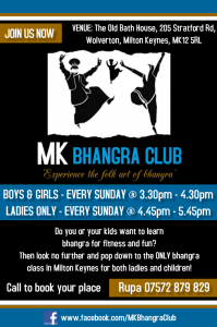 MK Bhangra Classes