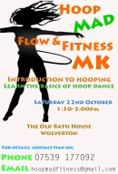 Hoop Mad Fitness Beginners Event