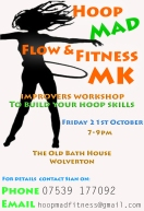 Hoop Mad Fitness Improvers Event