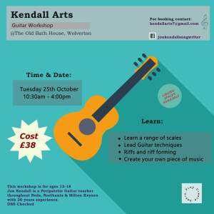 kendalla-arts-oct-half-term